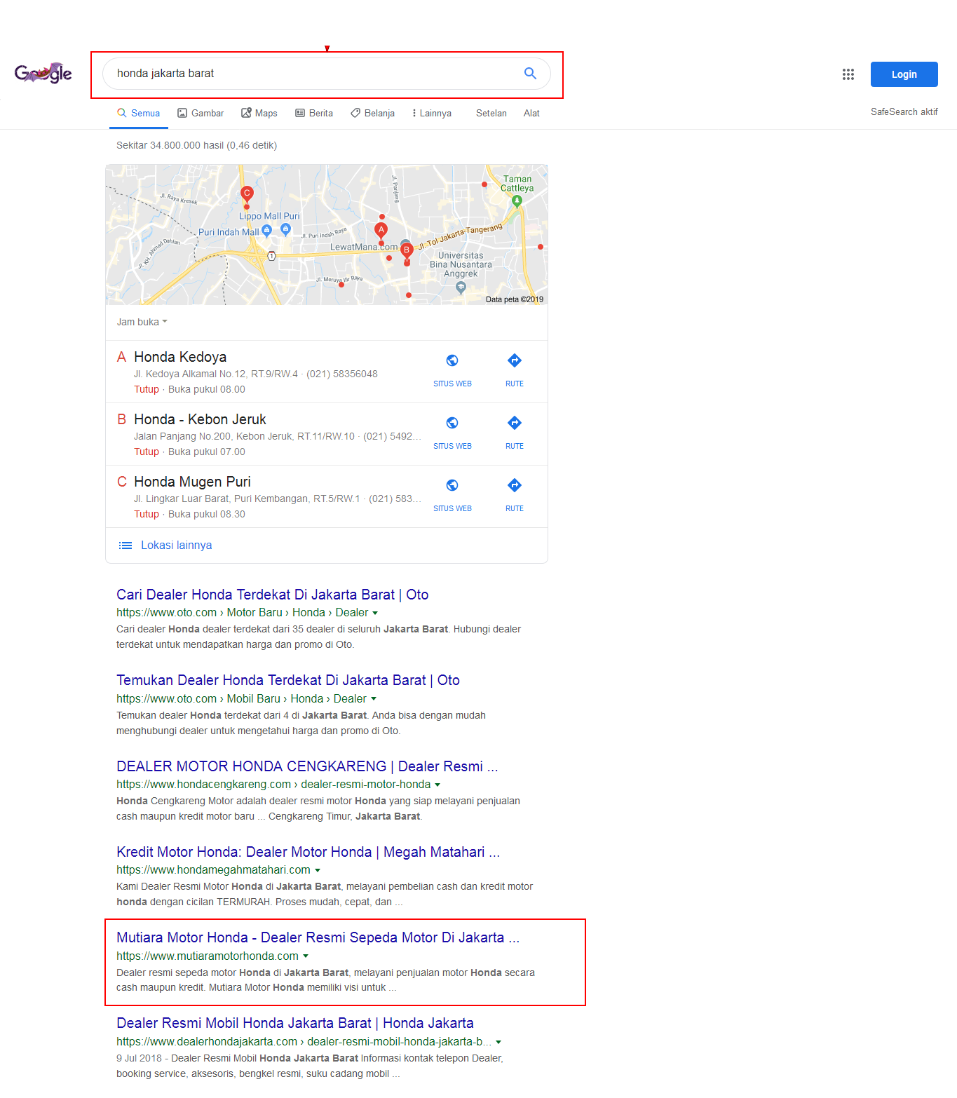 FireShot Screen Capture #220 – 'honda jakarta barat – Penelusuran Google' – www_google_com