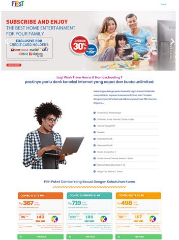 jasa pembuatan website contoh 01